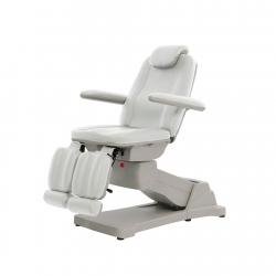 Fotel podologiczny HS 5369A Palm Beach White