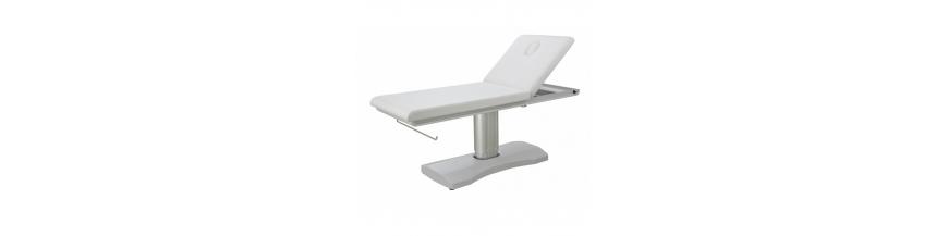 Elektryczne łóżka do masażu